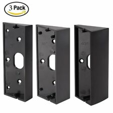 Angle Adjustment Adapter Mounting Plate Bracket Kit For Ring Video Doorbell Pro!