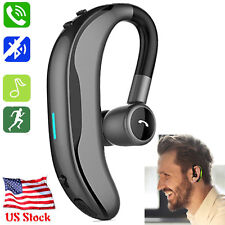 Bluetooth Headset Hd Sound Earpiece Wireless Earbud For Lg V40 V30 iPhone Xs Xr