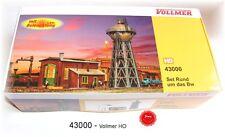 Vollmer 43000 H0 Set Redondo en el Bw con iluminación LED # nuevo en emb. orig.#