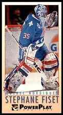 1993-94 Fleer Power Play Stephane Fiset #198