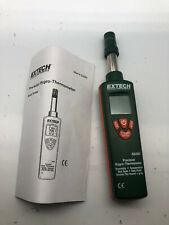 Extech Rh490 Precision Hygro Thermometer 22 To 199f 1