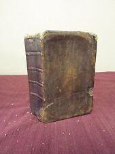 1794 KJV Bible - William Young - Philadelphia-  Rare  early American Bible