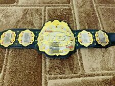 IWGP heavyweight championship belt.adult size belt