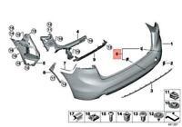 Genuine BMW M6 E63 E64 Convertible Set Mounts Pdc Sensor Front 51110009479
