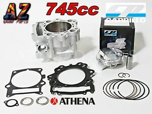 Yamaha Grizzly 700 745cc Big Bore Cylinder 106.5 CP Piston Top End Mud Bog Kit