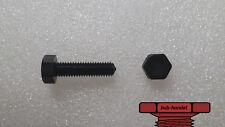 M5 x 30 Sechskantschraube DIN933 Polyamid Kunststoff PA6.6 Schraube 10 Stück