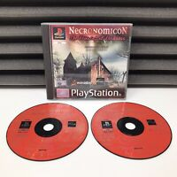 Necronomicon The Dawning Of Darkness | PlayStation 1 (PS1) | Sony | VGC | PAL