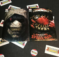 Amazing Spider-Man #24 & #25 Ryan Brown Exclusive Trade Dress Set IN HAND