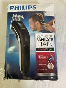 Philips Series 3000 Family Hair Trimmer Clipper QC5115
