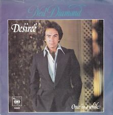 "Neil Daimond - Desiree / Once in a while *7"" Single* ( CBS 5869 )"