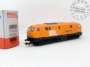 PIKO 57904 Diesel Locomotive Br 225 Bbl Logistik Classic VI - 1:87