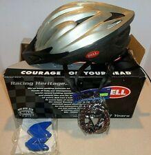Bell Paradox Pro Bike Helmet Medium Silver  Bell Pro Series W/ Accessories Strap