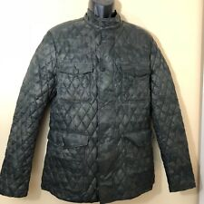 bd733b4859e7 NEW ETRO PAISLEY OLIVE CAMO QUILTED MEN S JACKET SIZE MEDIUM MSRP  1998.00