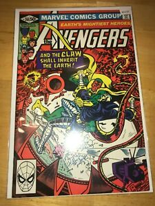 The Avengers 205 - High Grade Comic Book- B22-10