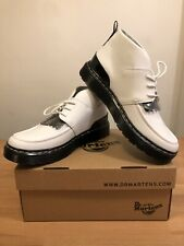 Dr. Martens Jemima White&Black UK6.5 Boots! New! Only £69,90!