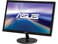 """ASUS VS Series VS228H-P 22"""" (21.5"""" Diagonal) Full HD 1920 x 1080 5ms HDMI VGA DV"""