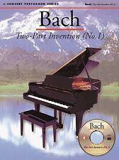 Bach: dos piezas invención (n ° 1)