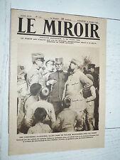 MIROIR 15/10 1916 GUERRE 14-18 BALKANS PICARDIE SOMME COMBLES CANADA VAUX VERDUN