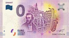Billet Touristique 0 Euro - Dinant (Adolphe Sax) - 2019-1