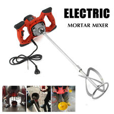Electric Handheld Concrete Mixer Cement Stirrer For Mixing Thinset Plaster Mud