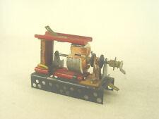 Elektromotor    - Metallbaukasten Bauteile Zubehör - Trix  - #471  gebr.