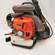 Gas-Powered leaf blower, 80cc back pack leaf leaf blower