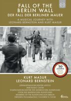 Kurt Masur & Leonard Bernstein - Fall Of The Berlino Muro - Un Mu Nuovo DVD