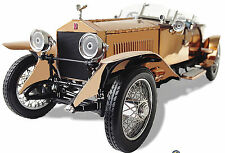 Rolls Royce 1 Vintage Sport Car 24 Boattail 18 Speedster 64 Metal Art Deco 12 GT