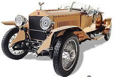 Rolls Royce 1 Vintage Sport Car 24 Boattail 18 Speedster 64 Metal Art Deco 12 GT