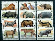 Burundi Nr. 1583 - 1594 ** Tiere