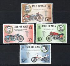 Isle of Man 1975 Motorcycle Races 2nd Issue MNH set