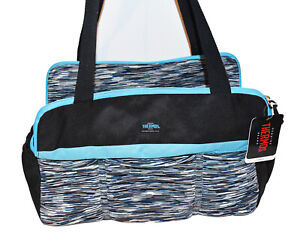 Thermos Brand Insulated Bag 3 Zipper compartments + side pockets