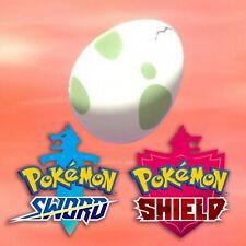 Shiny Eggs x30 Random No Doubles Mega Deal Pokemon Sword Shield