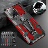 For Samsung Galaxy A10 A30 A50 A10S A30S Shockproof Hyrbid Armor Clip Case Cover