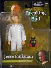 """Breaking Bad """"Jesse Pinkman (blanco materiales peligrosos)"""" figura de acción (Mezco Toyz)"""
