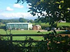 Anglesey Luxury Static Holiday caravan September october per night dog friendly