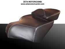 copri sella coprisella seat cover aprilia scarabeo biposto 125 due pezzi
