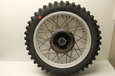 Can-Am Rotax Bombardier 250 #4169 Aluminum Rear Wheel and Tire