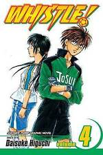 Whistle!, Vol. 4 (Whistle (Graphic Novels))-ExLibrary