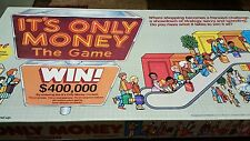 Vitage 1987 Its Only Money Game Complete Excellent Shopping Spin Card Mall