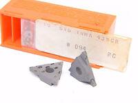 NEW SURPLUS 10PCS.  CARBOLOY  TNMA 43NGR (W=.094)  GRADE: 515  CARBIDE INSERTS
