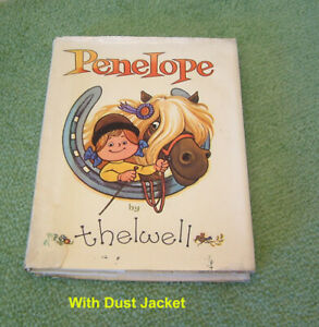 Penelope by Thelwell Published by Eyre Methuen 1972 - Hardback with Dust Jacket