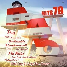 Bravo Hits 79 (2012) [2 CD] Psy, Wanted, Owl City, Jonas Myrin, Flo Rida, Mia...