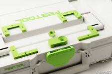 Halter mit Verrieglung für Systainer T-Loc Festool und Tanos