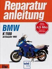 Buch Reparaturanleitung BMW K 1100 / K1100 ab  Bj. 1992 - 1999   Band 5192