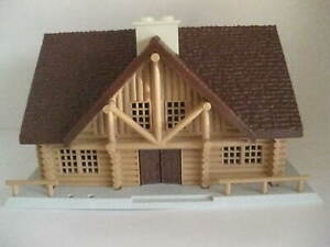 ERTL Western Style Doll House With Extras