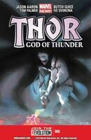 Thor God of Thunder #6 First Knull Appearance