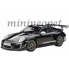 AUTOart 78146 PORSCHE 911 997 GT3 RS 4.0 1/18 MODEL CAR BLACK