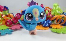 Littlest Pet Shop Exclusive Advent Calendar Blue Yellow Purple Peacock Bird 1678