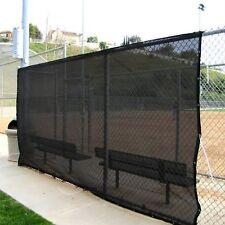 12 X16' Black Shade Net Mesh Screen Garden Patio RV Nursery Canopy Sun Tarp